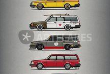 Volvo kinds