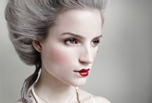 Historycal makeup
