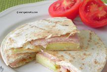 Sandwiches/Wraps / www.anexpatcooks.com