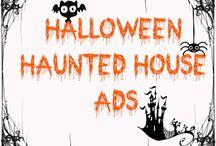 haunted house activity