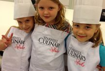 Kids' Cooking Classes / A child is never too young to have fun in the kitchen!