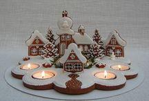 Petřiny Betlémy a vánoční perníčky