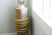 Arts and crafts - Nautical theme