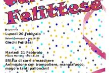 Eventi a Felitto / Rassegna dei principali eventi organizzati o patrocinati dalla Pro Loco Felitto da Novembre 2011