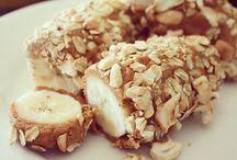 Healthy snacks / by Coletta Ballash