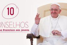 E o Papa disse: / discursos do Papa Francisco separados por assunto <3