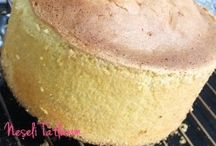 kek - pandispanya- yaş pasta