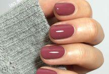 Nails  - Farben und Muster etc.