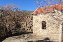 Το χωριό μας Παλιά και Νέα Ποτάμια Χιος My Village Potamiα Chios Greece