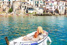 Sicilian cities