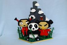 Lego - Pucca / Pucca Lego