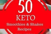 Keto Smoothies and Protein Shakes / Keto-friendly low-carb smoothies and protein shakes, breakfast smoothies, workout shakes, and ketogenic meal replacement drinks.