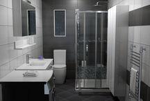 ΜΕ ΕΜΦΑΣΗ ΣΤΗΝ ΛΕΙΤΟΥΡΓΙΚΟΤΗΤΑ / Ανακαίνιση μπάνιου σε κατοικία στην περιοχή Θεσσαλονίκης