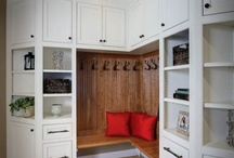 Mudroom / by Whitney Tabler