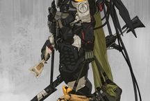 SciFi Bounty Hunter