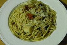 Pasta / by Mary Amador