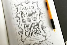 Designs/Typography