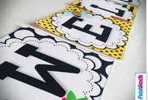 Banners / by Sandra Eidt