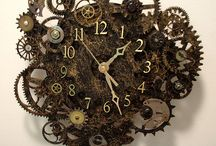 Clocks, Watches, & Other Timepieces  / As with most pins on Pinterest, I do not have the rights to most of the images/videos pinned on my boards. I do however try to provide the original source ~ preferably the rights owner ~ for all images/videos. If you wish to have an image removed, or you would like me to make a correction, please just contact me, by adding a comment to the relevant pin, or any pin of your choice.