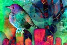 vogel art / by Ellen Lodder Veurman