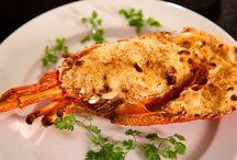 Crayfish gratin (langouste gratinée) recipe : SBS Food