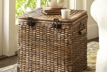 Baskets, Boxes, Bags / by DIY Decorator