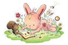 Ilustraciones Rachelle Anne Miller