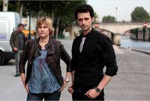 °PROFILAGE° Raphaël Ferret - Vanessa Valence / Mes deux acteurs préférés. <3  Vanessa, merci pour tout <3 Raphaël, j'espère à bientôt dans les rues de Grenoble :* <3