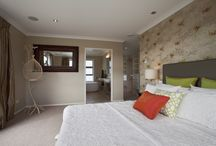 Feature Wallpaper / Create your own look with colour and patterns.