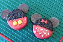 Disney cookies / by Angie Bennett