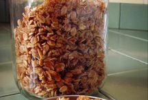 Cereals, Nuts & Seeds