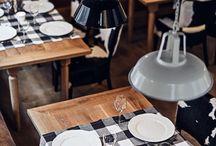 Inspiration | Table à diner
