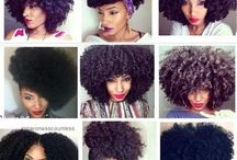 Afro/natural/hair