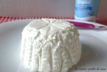 formaggio fresco allo yogurt fatto in casa