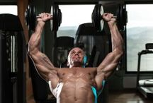 Iron Game (Bodybuilding Workouts) / Its time to build some serious muscle with these new moves......