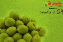 Olives – Fruit or Vegetable ?