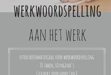 Spelling werkwoorden