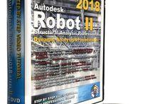 Robot Structural 2018 Tutorial | Steel Structures