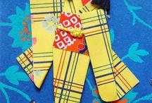 折り紙人形