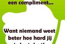 complimentjes