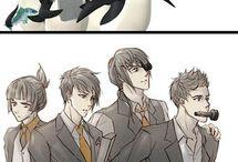 Penguins of the Madagascar