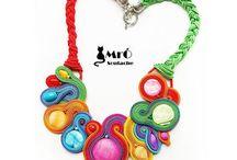 Soutache Jewellery / by Caprilicious Jewellery