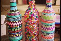 botellas bonitas