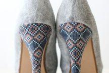 customização sapato, roupa, etc