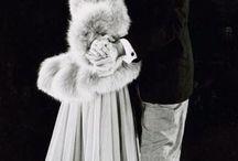 black&white / fashion icons