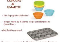 Concursuri Culinare / Concursuri de pe site-uri sau bloguri culinare sau cu premii pentru bucatarie