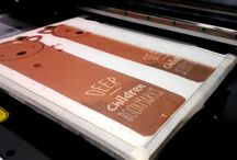 Handmade Paper Printer