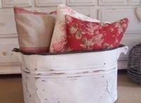 Buckets, Pails & Tubs / by Bobbie Walton