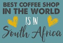 My Coffee,My Cape Town in SA