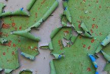 Severe Lead Paint Peeling